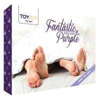 Эротический набор Fantastic Purple Sex Toy Kit