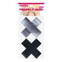 Набор пэстисов для груди Cross Pattern Nipple Pasties