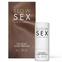 Твёрдый парфюм для всего тела Solid Perfume Slow Sex 8 гр