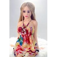 Кукла для секса с металлическим скелетом 125 см Бетти