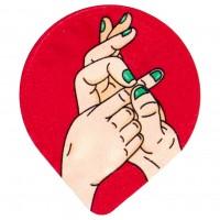 Полиуретановые презервативы Sagami Original 0,02 1 шт. Пальцы