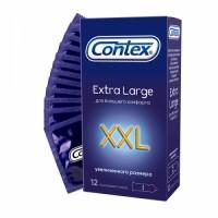 Презервативы Contex №12 Extra Large увеличенного размера