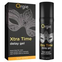 Гель для продления эрекции Orgie Xtra Time Delay Gel 15 мл