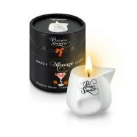 Свеча с массажным маслом Клубничный Дайкири  80 мл