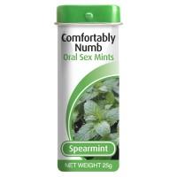 Леденцы для глубокого минета со вкусом мяты Comfortably Numb Oral Sex Mints 25 гр