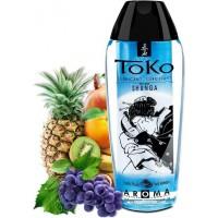 Любрикант на водной основе Shunga Toko Aroma Exotic Fruits с ароматом экзотических фруктов 165 мл
