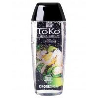 Органический любрикант на водной основе Shunga Toko Organica 165 мл