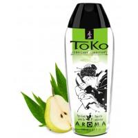 Любрикант на водной основе Shunga Toko Aroma Exotic Pear and Green Tea с ароматом груши и зеленого чая 165 мл