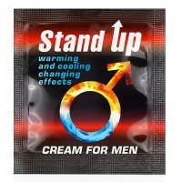 Крем Stand Up для мужчин возбуждающий 1,5 гр, пробник