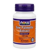 Бад для мужчин Now Saw Palmetto Extract 160 мг 120 капс