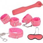 Бондажный набор Taboo Accessories Extreme Set №4