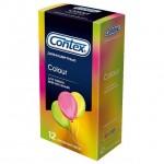 Презервативы Contex № 12 Colour разноцветные