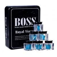 Средство для повышения потенции Boss Royal Viagra 3 шт