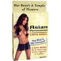 Надувная кукла для секса Asian Fever Love Doll