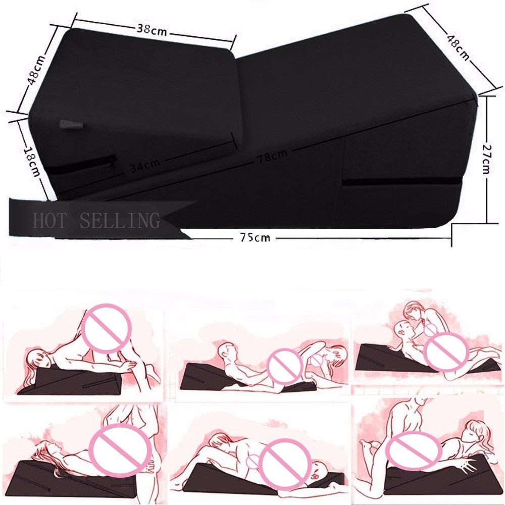 Как кровать для занятия сексом